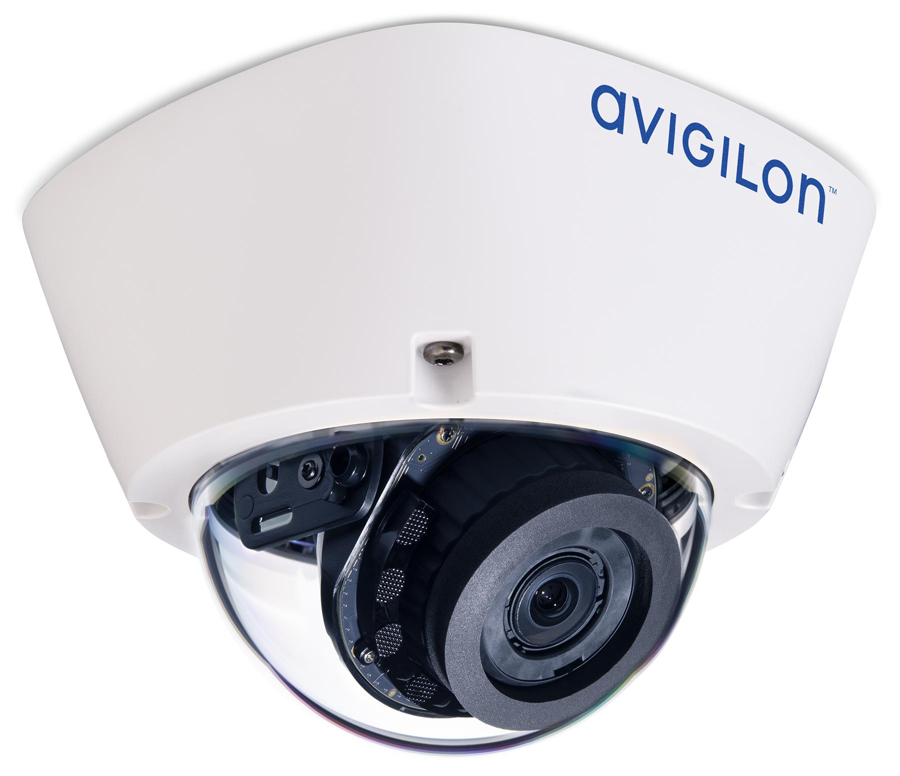 Avigilon H5A Camera IR Dome Angle